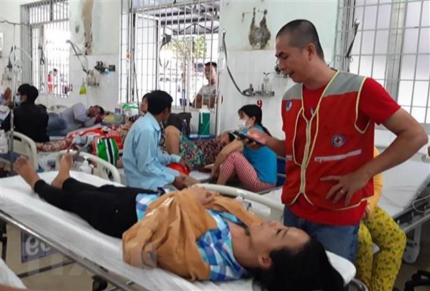 Tay Ninh: Cong an trieu tap doi tuong co hanh vi danh vo da man hinh anh 1