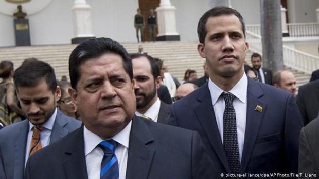 Venezuela tha mot thu linh cap cao cua phe doi lap hinh anh 1