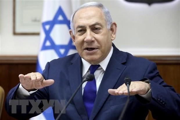 Facebook tam khoa mot tinh nang tren tai khoan cua Thu tuong Israel hinh anh 1