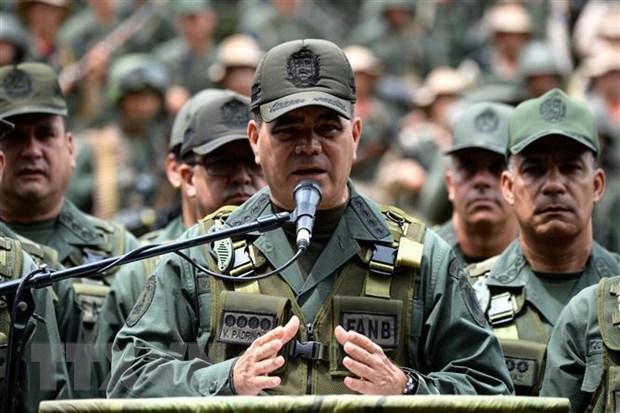 Quan doi Venezuela phan doi kich hoat Hiep uoc Tuong ho lien My hinh anh 1
