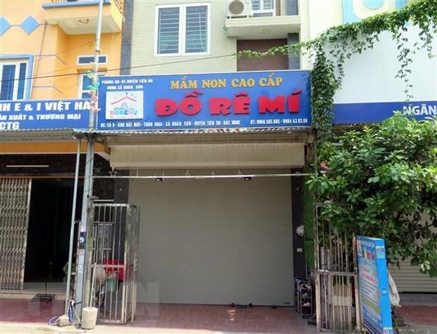 Bac Ninh siet chat quy trinh dua don hoc sinh sau vu quen tre tren xe hinh anh 1