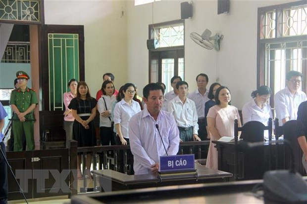 Binh Dinh: Cuc Thi hanh an khang cao vu buoc boi thuong 55 ty dong hinh anh 1