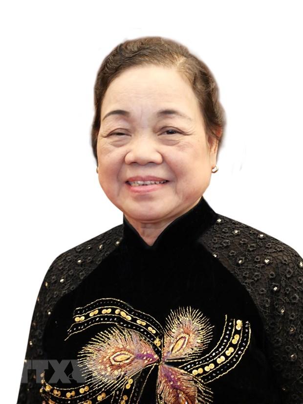 Guong mat cac Chu tich, Pho Chu tich Uy ban Trung uong MTTQ khoa IX hinh anh 10