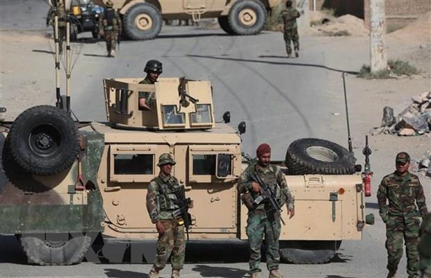 Afghanistan gianh lai mot huyen mien Dong tu tay Taliban hinh anh 1