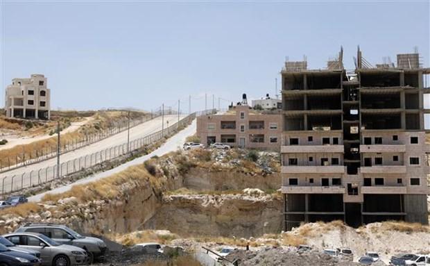 Israel cat dien cung cap cho nguoi Palestine tai Bo Tay hinh anh 1