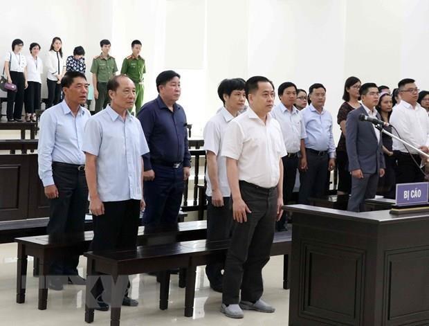 Khang nghi giam doc tham vu Phan Van Anh Vu thau tom dat cong san hinh anh 1