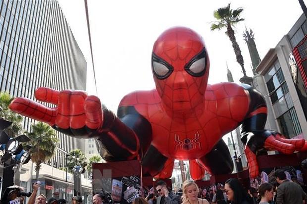 Disney va Sony dat duoc thoa thuan ve phim Spider-Man hinh anh 1