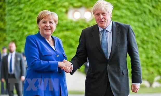 Dam phan Brexit giua Anh va EU dung truoc nguy co do vo hinh anh 1