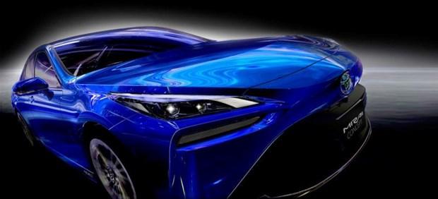 Toyota du kien som trinh lang phien ban xe 'xanh' moi hinh anh 1