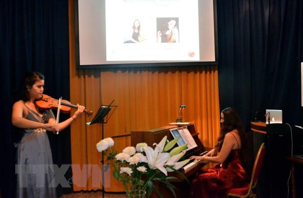 Ky niem 10 nam nhac sy Nguyen Van Quy duoc trao giai Patrimoenia hinh anh 1