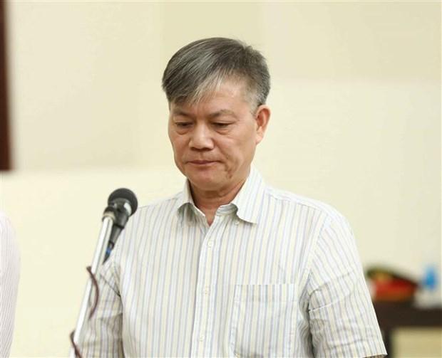 Xet xu phuc tham vu Vinashin: Tang muc hinh phat voi Nguyen Ngoc Su hinh anh 1