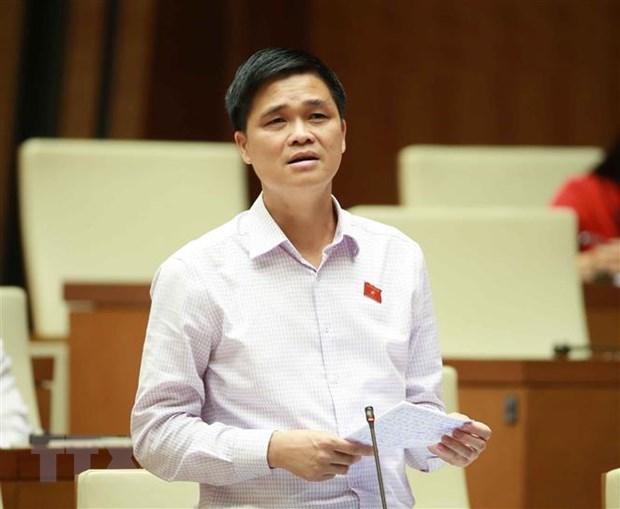 Nguoi lao dong lam cong viec nang nhoc co the duoc nghi huu som hinh anh 1