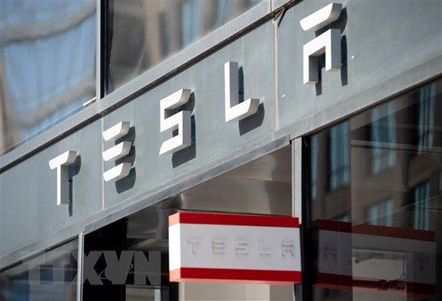 Tesla vuot GM tro thanh nha san xuat oto lon nhat tai My hinh anh 1
