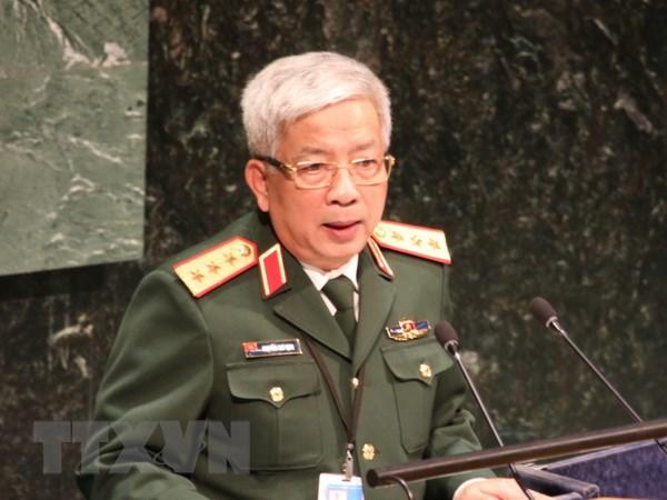 Doi thoai Chinh sach quoc phong Viet Nam-Australia lan thu ba hinh anh 1