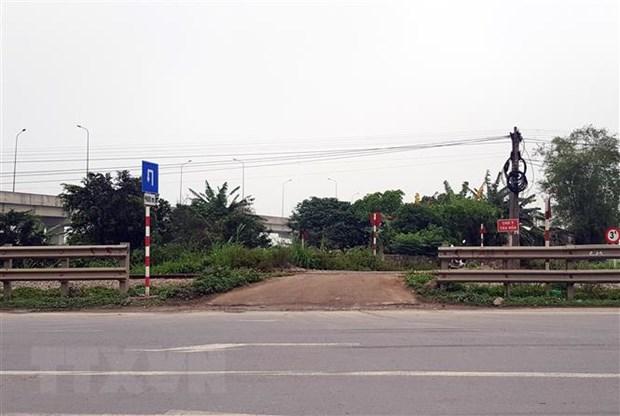 Nam Dinh: Tai nan tau hoa, mot cong nhan duong sat tu vong hinh anh 1
