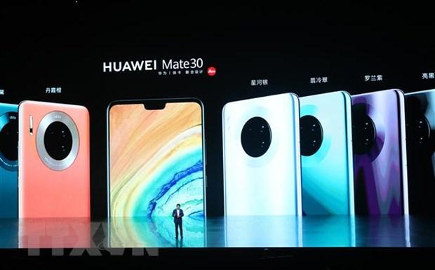 Huawei len ke hoach mo rong hoat dong tai thi truong chau Au hinh anh 1
