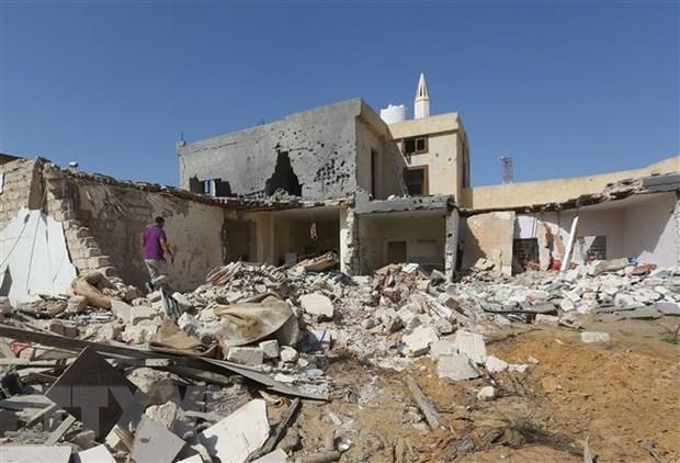 LHQ: Jordan, Tho Nhi Ky va UAE vi pham lenh cam ban vu khi cho Libya hinh anh 1