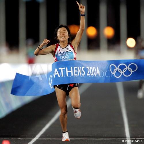 Mizuki Noguchi la nguoi Nhat Ban dau tien ruoc duoc Olympic Tokyo hinh anh 1