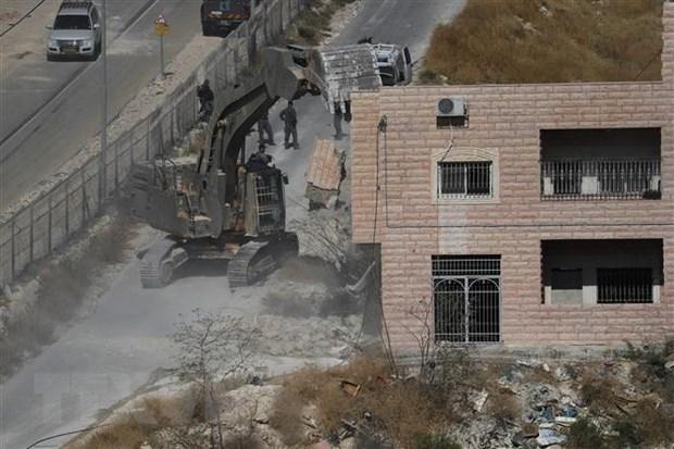 Palestine: Khong co bau cu neu khong to chuc tai Dong Jerusalem hinh anh 1