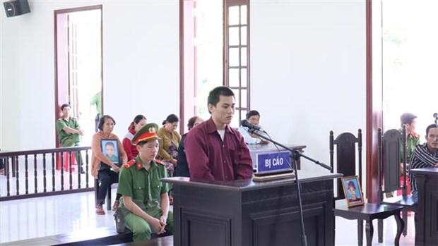 Binh Phuoc: 20 nam tu cho doi tuong giet con rieng cua 'vo ho' hinh anh 1