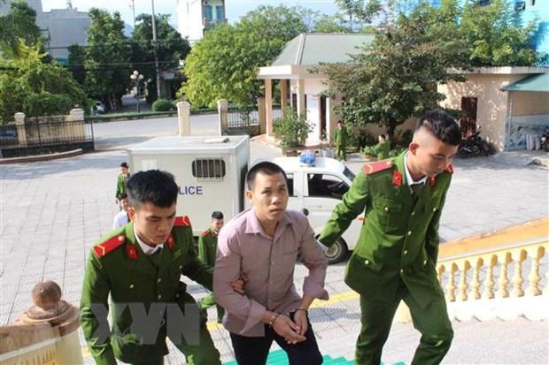 Hoa Binh: Em re chem chi dau linh an 17 nam tu giam hinh anh 1