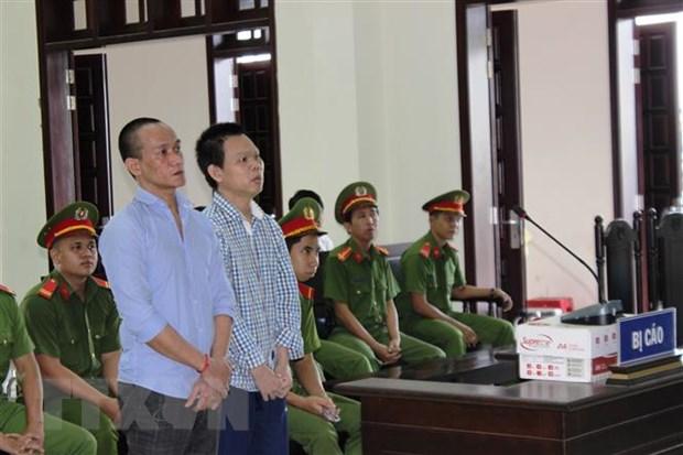 Tay Ninh: Hai doi tuong van chuyen hon 12,5kg ma tuy linh an tu hinh hinh anh 1