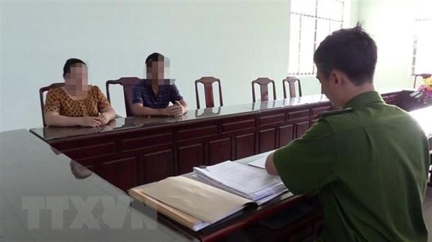 Binh Duong: Trao tra 800 trieu dong cho nguoi dan bi lua dao hinh anh 1