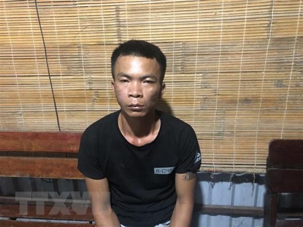 Binh Phuoc: Tao ton cuop xe tai, dam vao canh sat de bo tron hinh anh 1