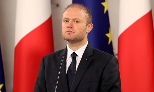 Thu tuong Malta Joseph Muscat thong bao ke hoach tu chuc hinh anh 1