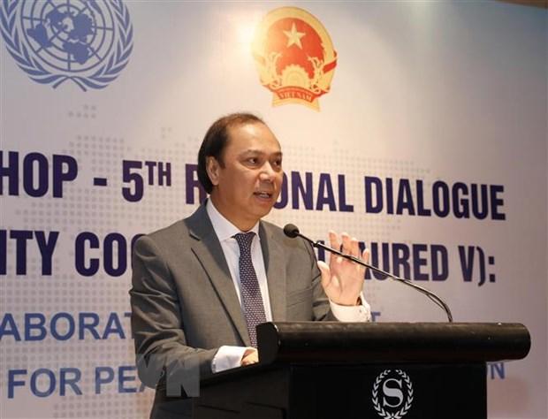 Nam Chu tich ASEAN 2020: Gop phan tao su dong thuan trong ASEAN hinh anh 1