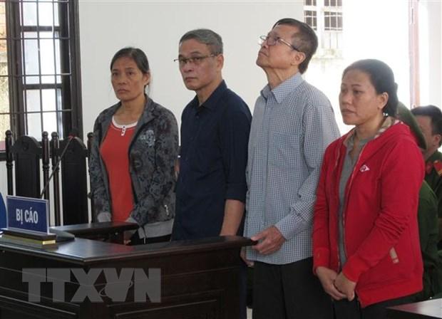 Ninh Thuan: Lua ban thien thach, 4 bi cao linh an 67 nam tu giam hinh anh 1