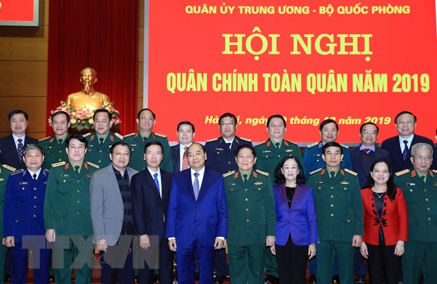Thu tuong chi dao tai Hoi nghi quan chinh toan quan 2019 hinh anh 1