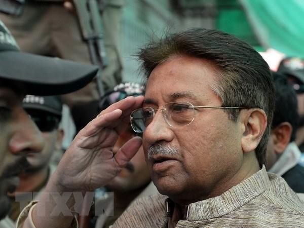 Pakistan tuyen an tu hinh cuu Tong thong Pervez Musharraf hinh anh 1
