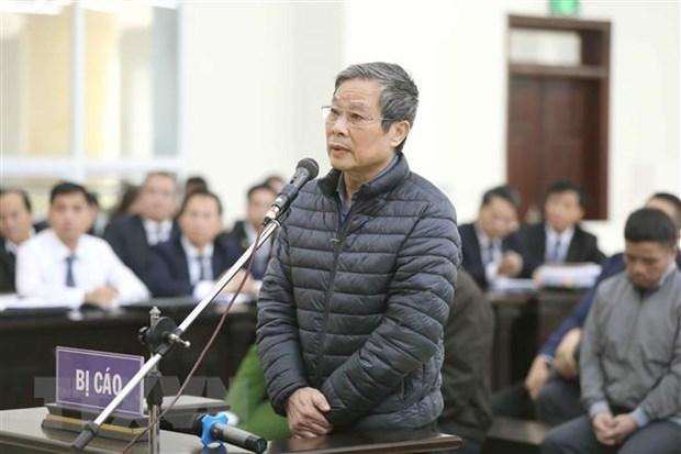 Bi cao Nguyen Bac Son lai doi loi khai: Thua nhan da cam 3 trieu USD hinh anh 1