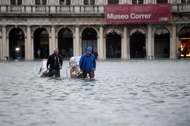Venice doi mat voi hau qua khac nghiet cua dot thuy trieu lich su hinh anh 1