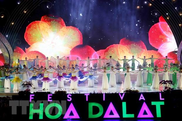 Be mac Festival Hoa Da Lat lan thu VIII nam 2019 hinh anh 1