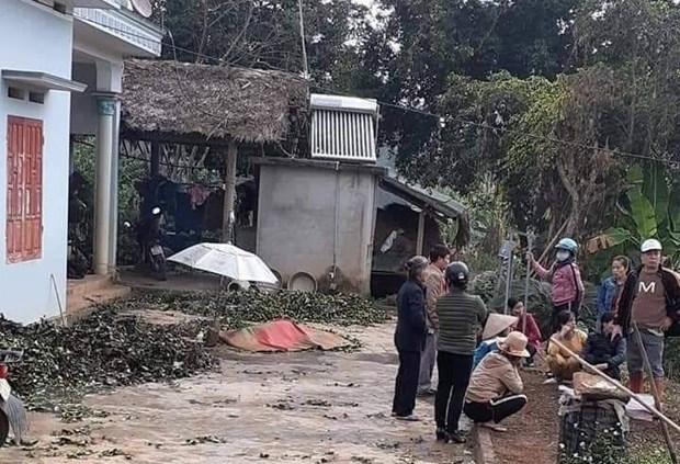 Thai Nguyen: Doi tuong nghi ngao da sat hai 5 nguoi, bo tron vao rung hinh anh 1