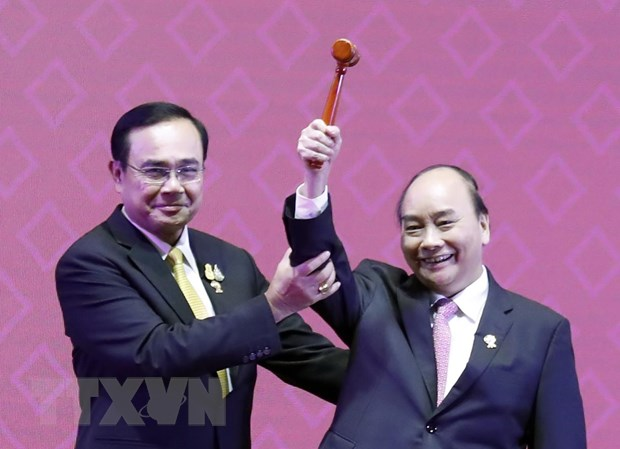 Thu tuong gui thu chuc mung nam moi Lanh dao cac nuoc ASEAN hinh anh 1