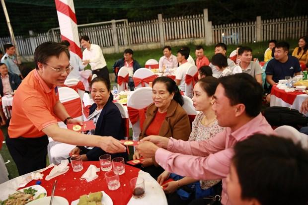 Loc hoa dau Binh Son to chuc Xuan nghia tinh Dau khi 2020 hinh anh 4