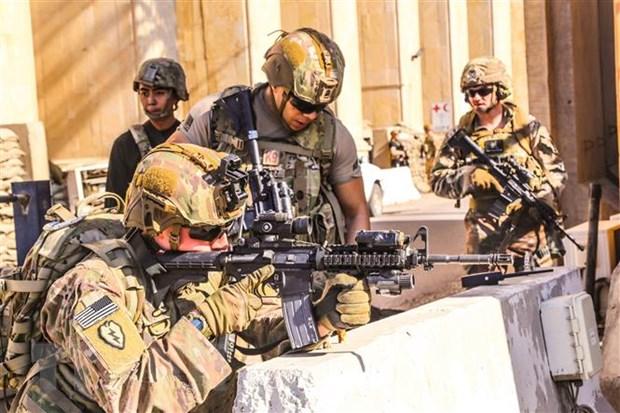 My khang dinh chi rut quan khoi Iraq kem dieu kien rieng hinh anh 1