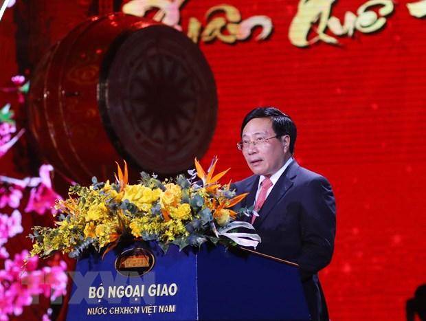 Xuan Que huong 2020: Phat huy suc manh khoi dai doan ket dan toc hinh anh 1