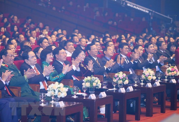 Xuan Que huong 2020: Phat huy suc manh khoi dai doan ket dan toc hinh anh 2