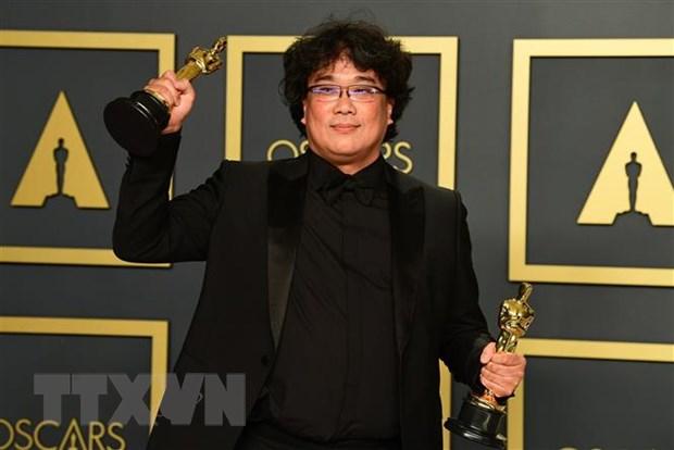 Tong thong Han Quoc chuc mung thanh cong vang doi cua phim 'Parasite' hinh anh 1