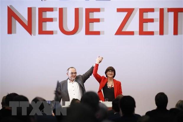 SPD chiến thắng cuộc bầu cử nghị viện bang Hamburg