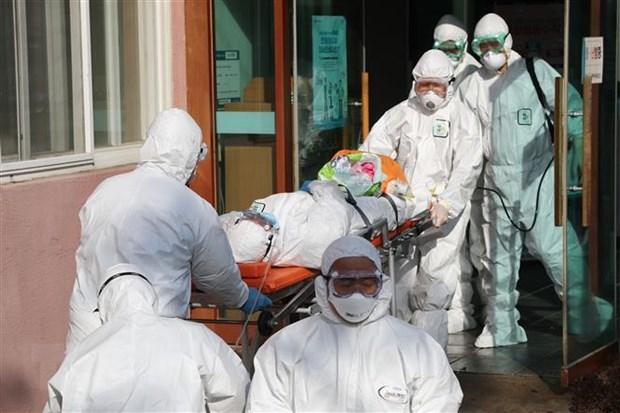 Han Quoc ghi nhan 115 ca nhiem moi virus SARS-CoV-2 hinh anh 1