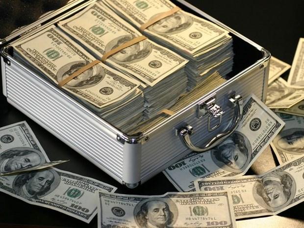 Cuop 15 trieu USD tu trong xe boc thep tai san bay Chile hinh anh 1