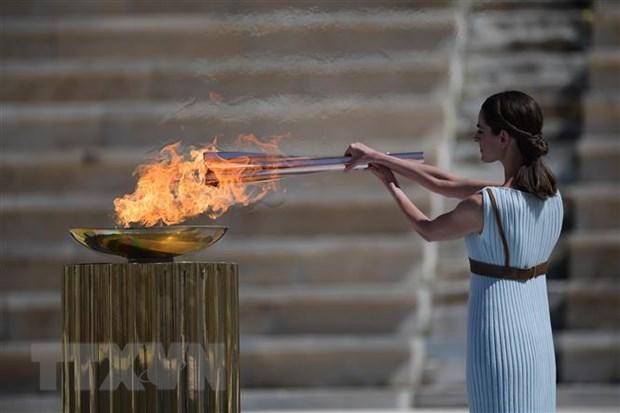 IOC xac nhan Olympic Tokyo 2020 van dien ra nhu ke hoach hinh anh 1
