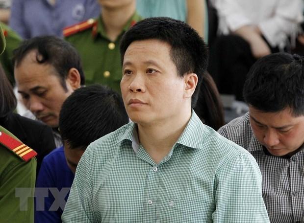Ha Van Tham bi de nghi tu 10-12 nam tu trong vu an thu ba hinh anh 1