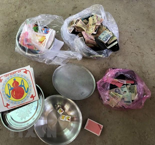 Dong Nai: Triet pha song bac tai vung giap ranh, bat giu 130 doi tuong hinh anh 1