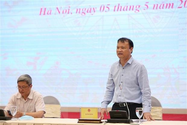 Thu truong Do Thang Hai: Giai phap du nguon cung thit lon la tai dan hinh anh 1